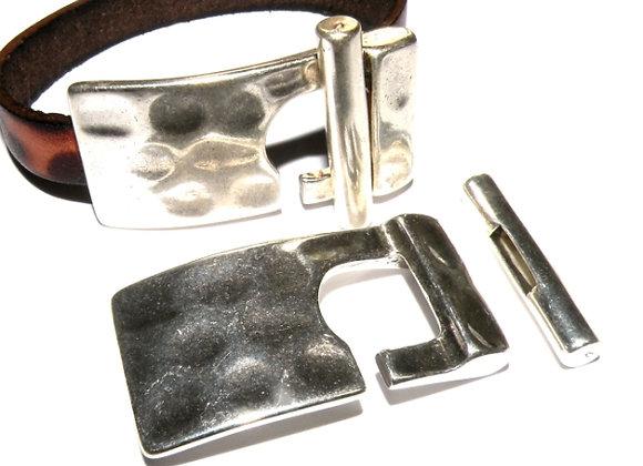 Zamak Toggle Clasp - 10mm Hole