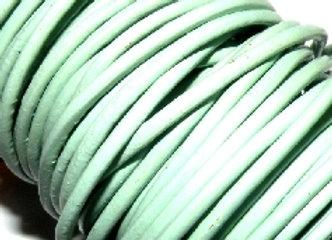 Aqua Splash - Indian Round Leather 2mm