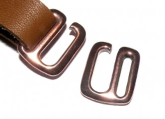 E Hook Clasp Copper