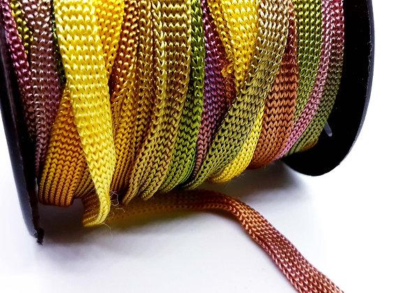 Viscose Ribbon - Natural Mix