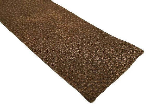 Leather Strip - Weathered Brown 1.8mm