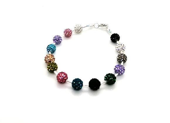 Pava Clay Crystal Bracelet Kit