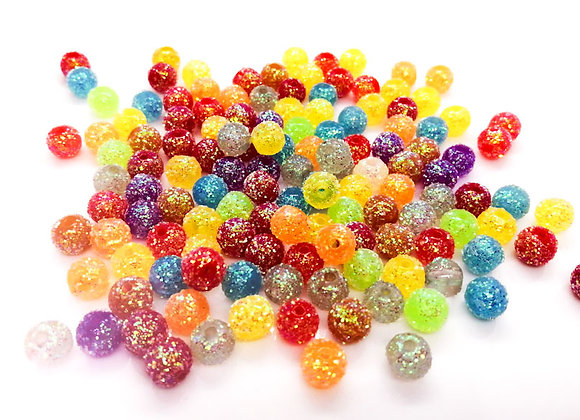 Sugar Glitter Bead Mix!