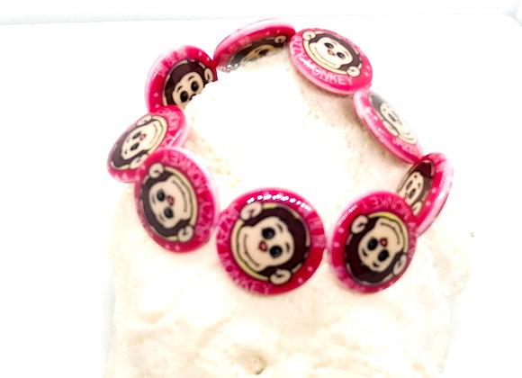 Elastic Bracelet Kit - Jazzy Monkey