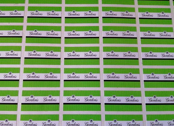 Fun Novelty Craft Stickers - Gordon's - Pack of 50
