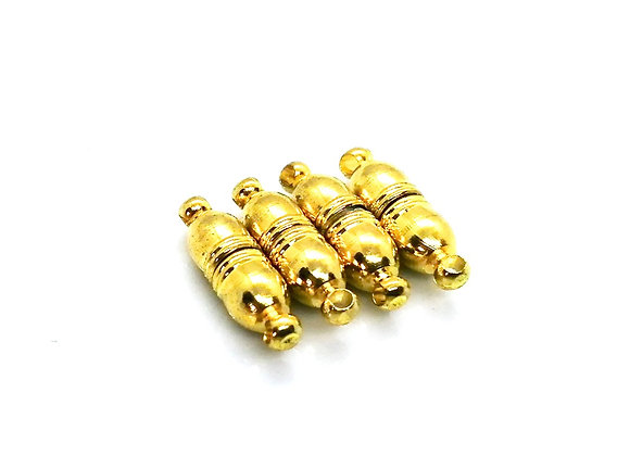 Magnetic Clasps 18mm - Gold