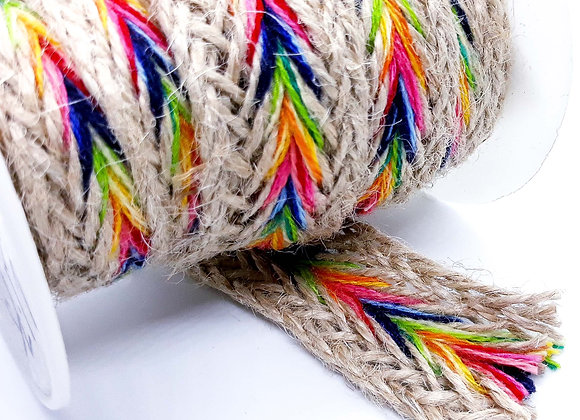 Lace Rainbow Hemp