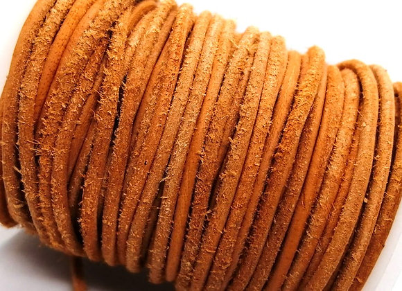 Jewellery making round leather cord