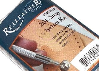 Realeather Crafts Snap Setter Kit