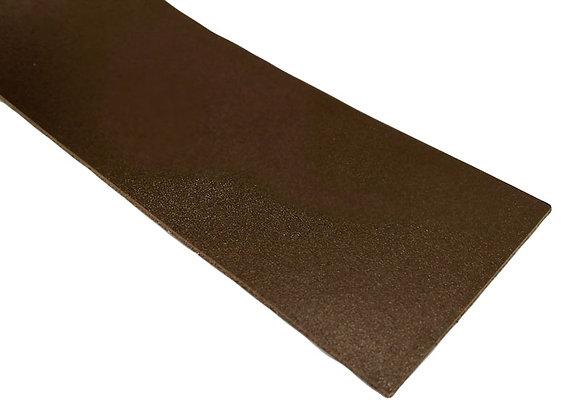 Italian Leather Strip - Brown 1.4mm