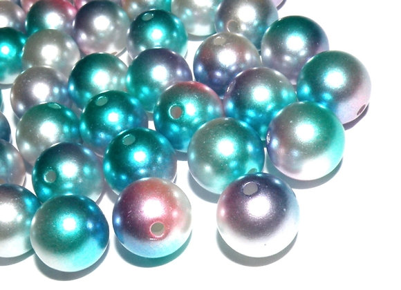 Round Bead 12mm - Mermaid Pearl