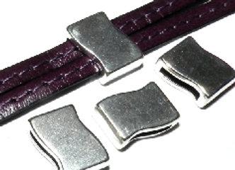 Wave Slider Bead - 10mm Hole