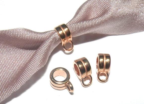 Rose Gold Hanger Bead