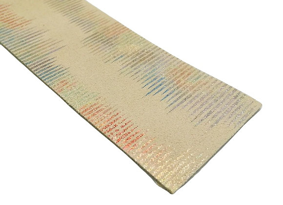 Leather Strip - Metallic Shimmer 1.4mm