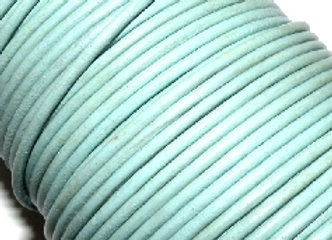 Ocean Round Leather 2mm