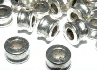 Metal Washer Beads