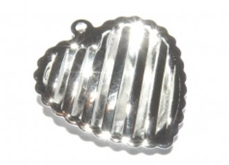 Heart Cage Pendant/Charm