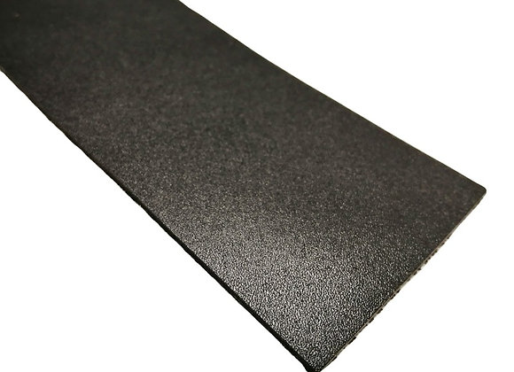Italian Leather Strip - Darkest Brown 1.4mm