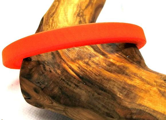 Regaliz® Licorice Leather 10x6mm - Orange