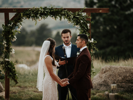Small Intimate Weddings ~ The Gift that Keeps Giving