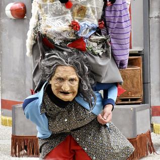 Marionnette d'Erszie