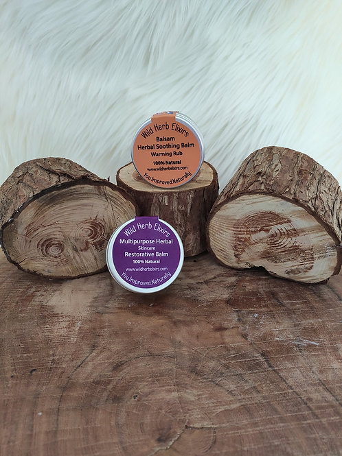 Balsam And Balm 45ml Combination