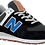 Thumbnail: New Balance ML574YE