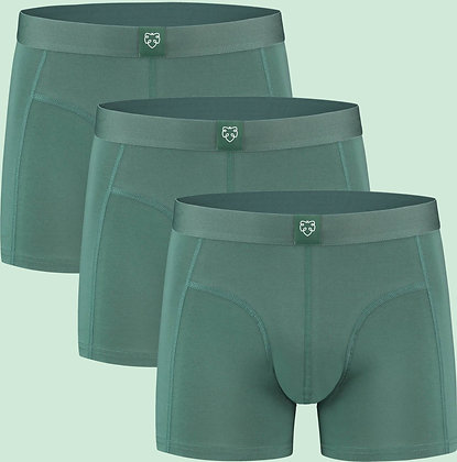 A-DAM 3 PACK BRIEF BOXER BAUKE