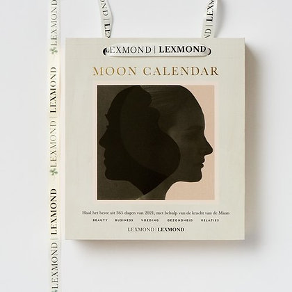 MOON CALENDAR 2021 - LEXMOND