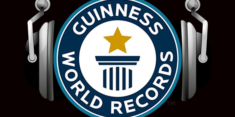 Guinness World Record: Most Songs On A Digital Album