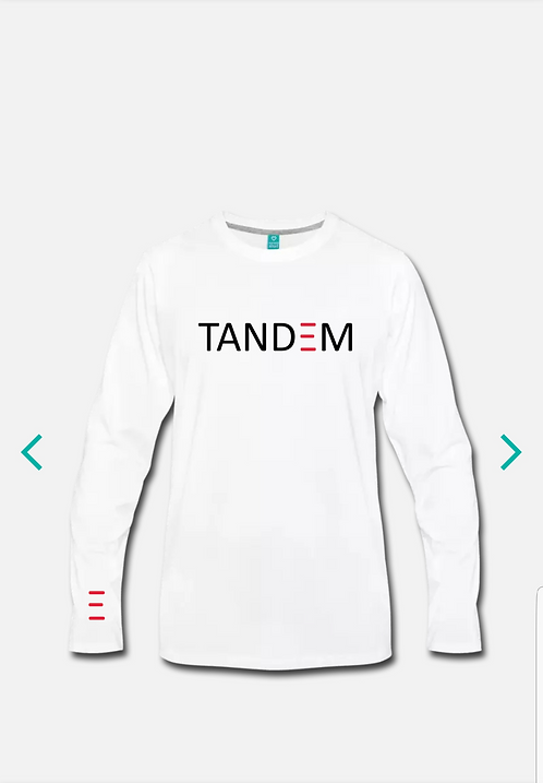 "Long Sleeve ""TANDEM"" Shirt"