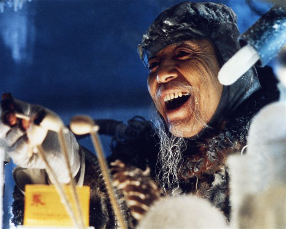 James Hong in the movie Blade Runner