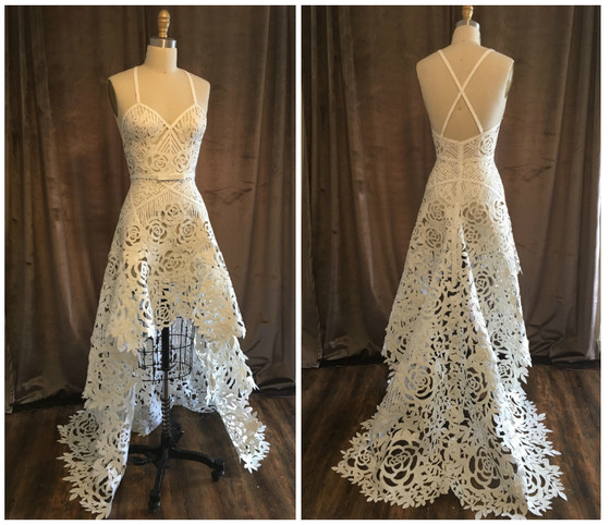 A St. Louis Designer Created Your Dream Wedding Dress — Out of Toilet Paper (Riverfront Times)