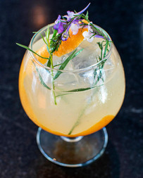 Agave Uptown Cocktail