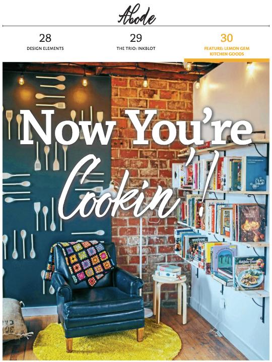 Now You're Cookin': Lemon Gem (Ladue News)