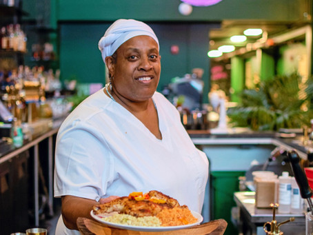 Wanda of Wanda's Cooking