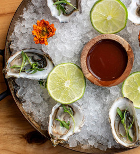 Agave Uptown Oysters