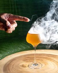 Sobre Mesa Mezcal Cocktail