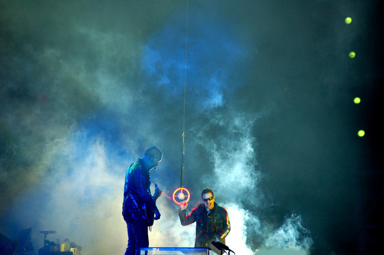 Review: U2 in Chicago, 360 Tour (ReviewSTL)
