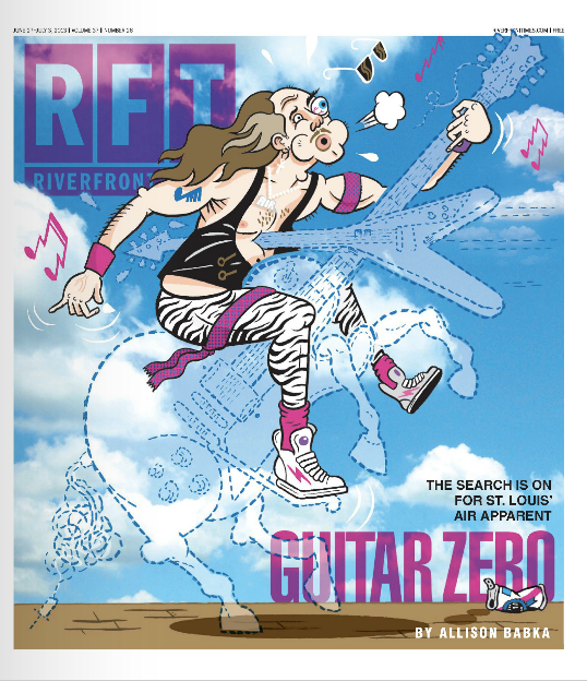 Guitar Zero: The Search Is on for St. Louis' 'Air' Apparent (Riverfront Times)
