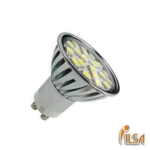 Bombillo LED GU10 3.4W