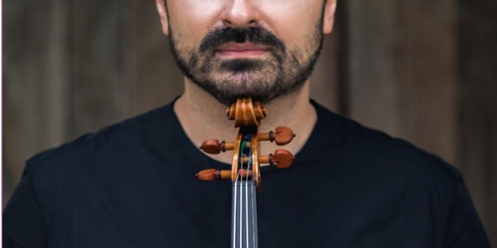 Cármelo de los Santos: Postura corporal no violino: com ou sem espaleira?