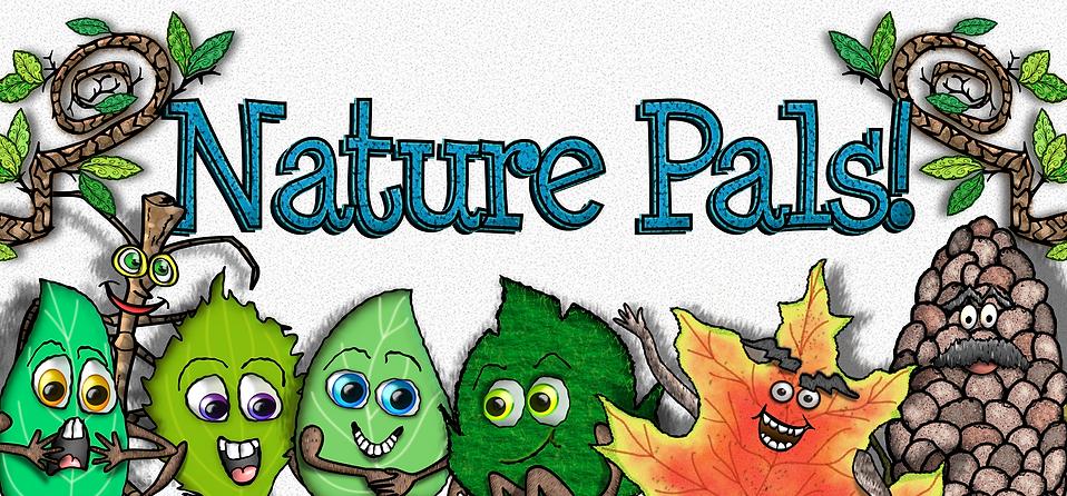 Nature Pal Graphics | PaezArtDesign Illustrations & Clip Art |