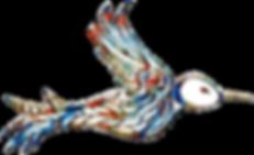 Hummingbird Graphic | PaezArtDesign