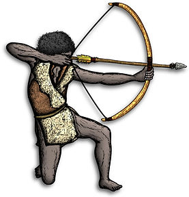PaezArtDesgn Clip Art Illustrations | Prehistoric Era | Digital Art Graphics