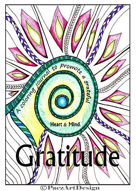 PaezArtDesign Sample Coloring Journal. Mouse theme pages. Digital Art