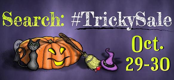 TPT #TrickySale Halloween 50% OFF
