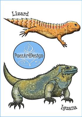 Prehistoric Era Foods: Hunter- Meat {PaezArtDesign}