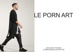 LE PORN ART 2016