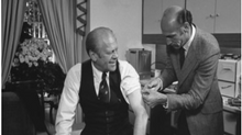 Vaccine Rushed - What President Gerald Ford has to do with it